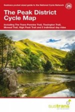 Peak District Cycle Map 26