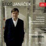 Sinfonietta, Šumařovo dítě, Balada blanická,Taras Bulba - CD