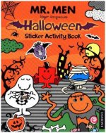 Mr Men Halloween Sticker Activity