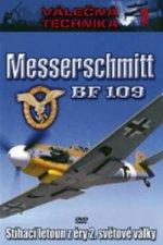 Messerschmitt BF109 - Válečná technika 2 - DVD