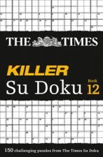 Times Killer Su Doku Book 12