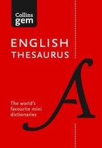 English Gem Thesaurus