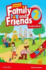 American Family and Friends: Level Two: Student Book