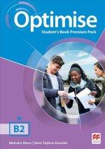 Optimise B2 Student's Book Premium Pack