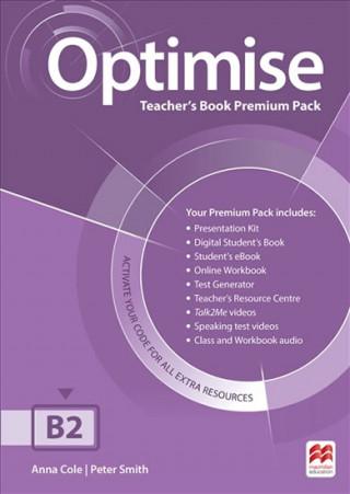 Optimise B2 Teacher's Book Premium Pack