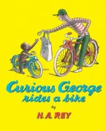CURIOUS GEORGE RIDES A BIKE HB