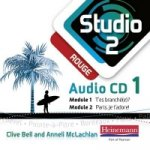 Studio 2 Rouge Audio CDs (Pack of 3) (11-14 French)