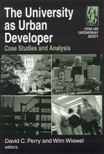 University as Urban Developer