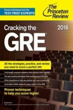 Cracking the GRE, 2016 Edition