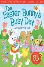 Easter Bunny's Busy Day Activity Book