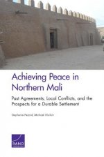 ACHIEVING PEACE IN NORTHERN MAPB