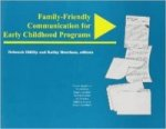 Family-Friendly Communication for Early Childhood Programs