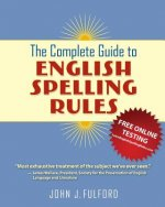 Complete Guide to English Spelling Rules