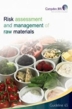 Risk Assessment and Management of Raw Materials