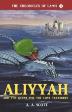Aliyyah and the Quest for the Lost Treasures