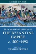 Cambridge History of the Byzantine Empire c.500-1492