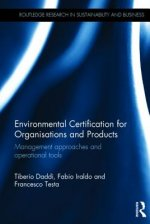 Environmental Certification for Organisations and Products