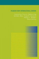 Separation Process Engineering: Pearson New International Edition