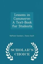 Lessons in Commerce