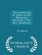 Awakening of Faith in the Mahayana Doctrine