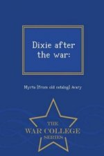 Dixie After the War