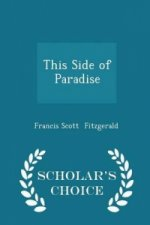 This Side of Paradise - Scholar's Choice Edition