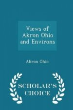 Views of Akron Ohio and Environs - Scholar's Choice Edition
