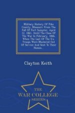 Military History of Pike County, Missouri