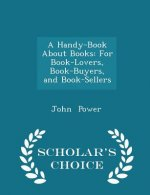 Handy-Book about Books