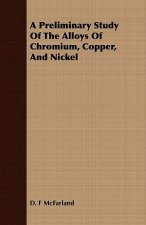 Preliminary Study of the Alloys of Chromium, Copper, and Nickel