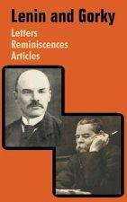 Lenin and Gorky