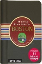 LITTLE BLACK BOOK OF BOSTON 2015