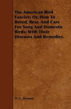 American Bird Fancier; Or, How To Breed, Rear, And Care For Song And Domestic Birds; With Their Diseases And Remedies.