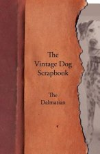 Vintage Dog Scrapbook - The Dalmatian
