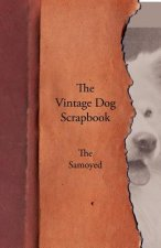 Vintage Dog Scrapbook - The Samoyed