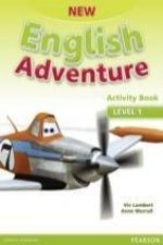 New English Adventure Gl 1 Activity Book