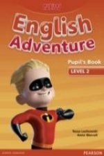 New English Adventure Gl 2 Pupil's Book