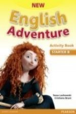 New English Adventure Gl Starter B Activity Book
