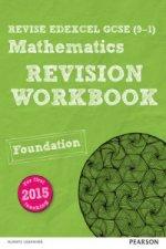 Pearson Edexcel GCSE (9-1) Mathematics Foundation tier Revision Workbook
