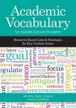 Academic Vocabulary for Middle School Students