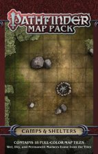 Pathfinder Map Pack: Camps & Shelters