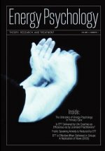 Energy Psychology Journal