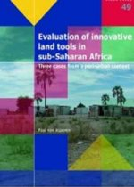 EVALUATION OF INNOVATIVE LAND TOOLS IN S