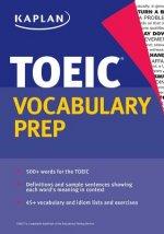 Kaplan TOEIC Vocabulary Prep