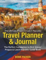 Ultimate Prague & Czech Republic Travel Planner & Journal