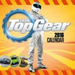 Official Top Gear 2016 Square Calendar