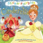CINDERELLA STICKER PLAYBOOK