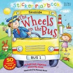 WHEELS ON THE BUS STICKER PLAYBOOK