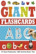 Giant Flashcards ABC