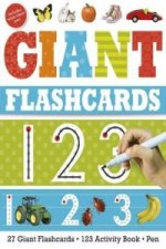 Giant Flashcards 123
